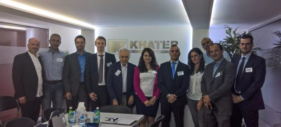 SIEMENS Yearly Visit to KET - September 2016